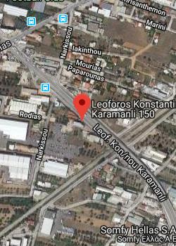 AR-CON Αθήνα Χάρτης